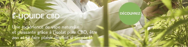E-Liquides Monsieur CBD