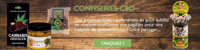 Confiseries Monsieur CBD